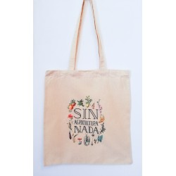 TOTE BAG SIN AGRICULTURA...